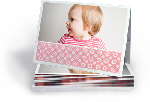 7x5 Photo Greeting Cards