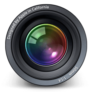 Apple Aperture Logo
