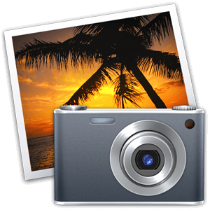 Apple iPhoto Logo