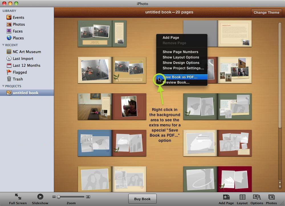 Apple Photo Book Help Prestophoto
