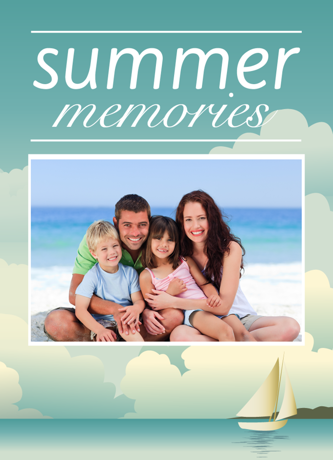 Summer Memories Card