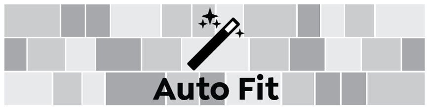 Auto Fit, Quadruple Square