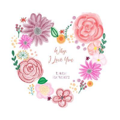 Why I Love You - Heart