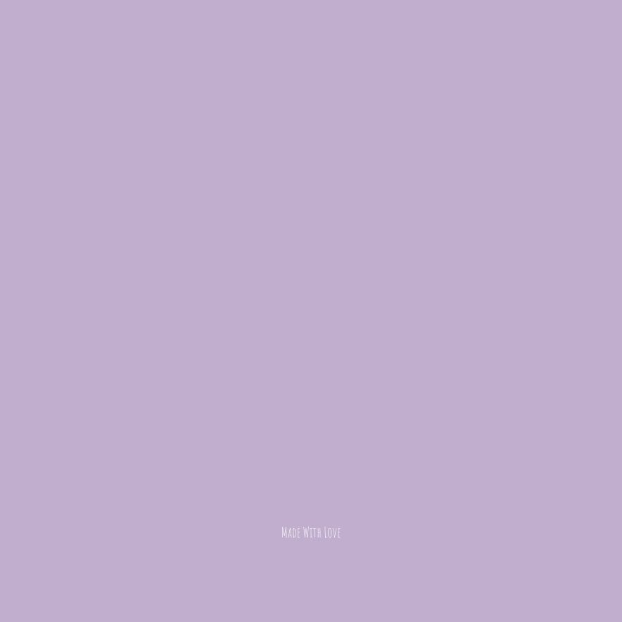 Back Cover - Lilac