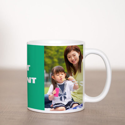 Best Parent Coffee Mug Template