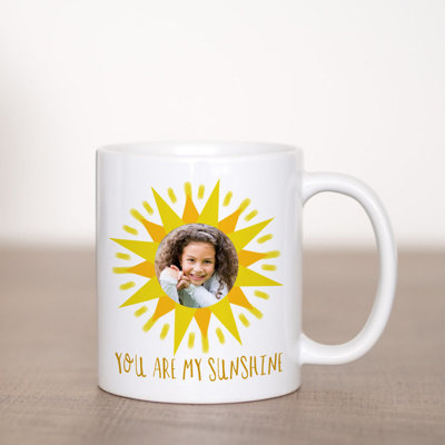 Sunshine Mug Coffee Mug Template