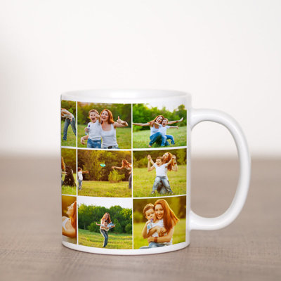 Mug Shots Coffee Mug Template