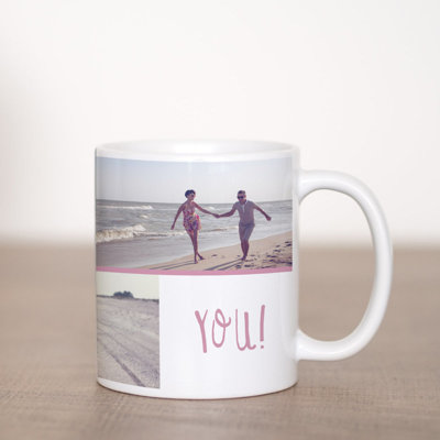 Love Ya Coffee Mug Template