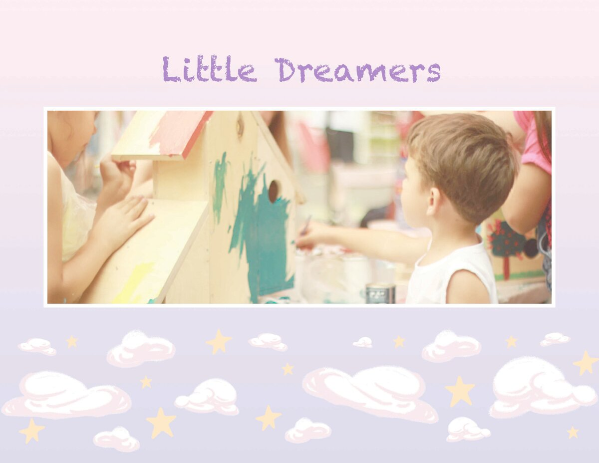Little Dreamers Template