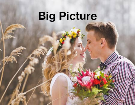 Big Picture Photo Book Template