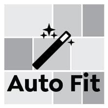 Auto Fit, Square
