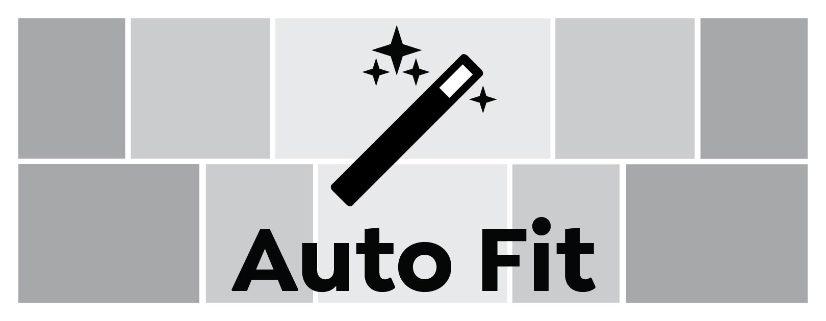 Auto Fit, Full Spread Landscape