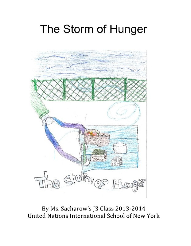 The Storm of Hunger Photo Book