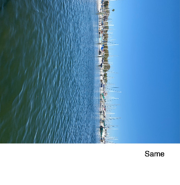 Water-Sky Photo Book