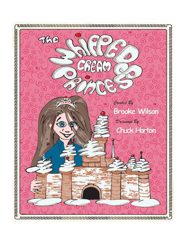 The Whipped Cream Princess Copy Photo Book