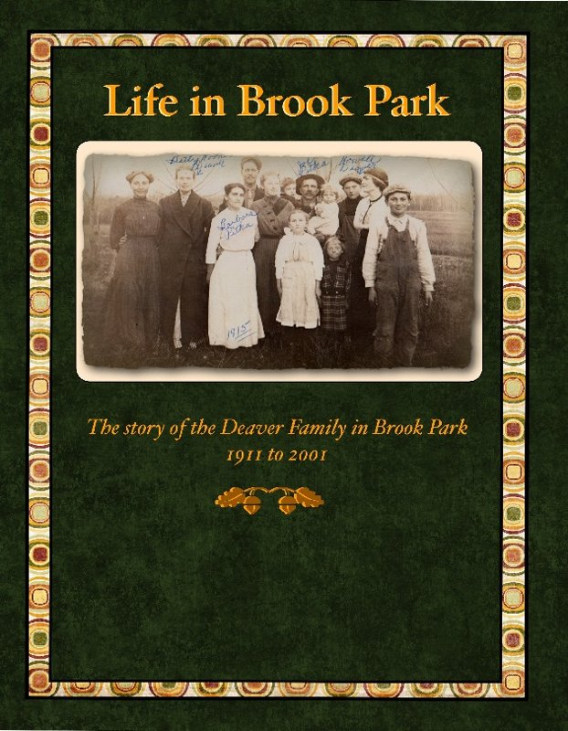 Life in Brook Park Photo Book