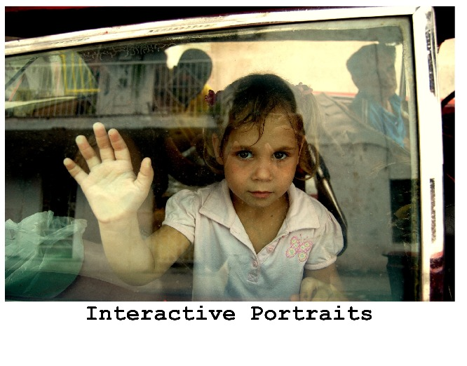Interactive Portraits