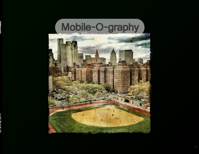 Mobile-O-graphy