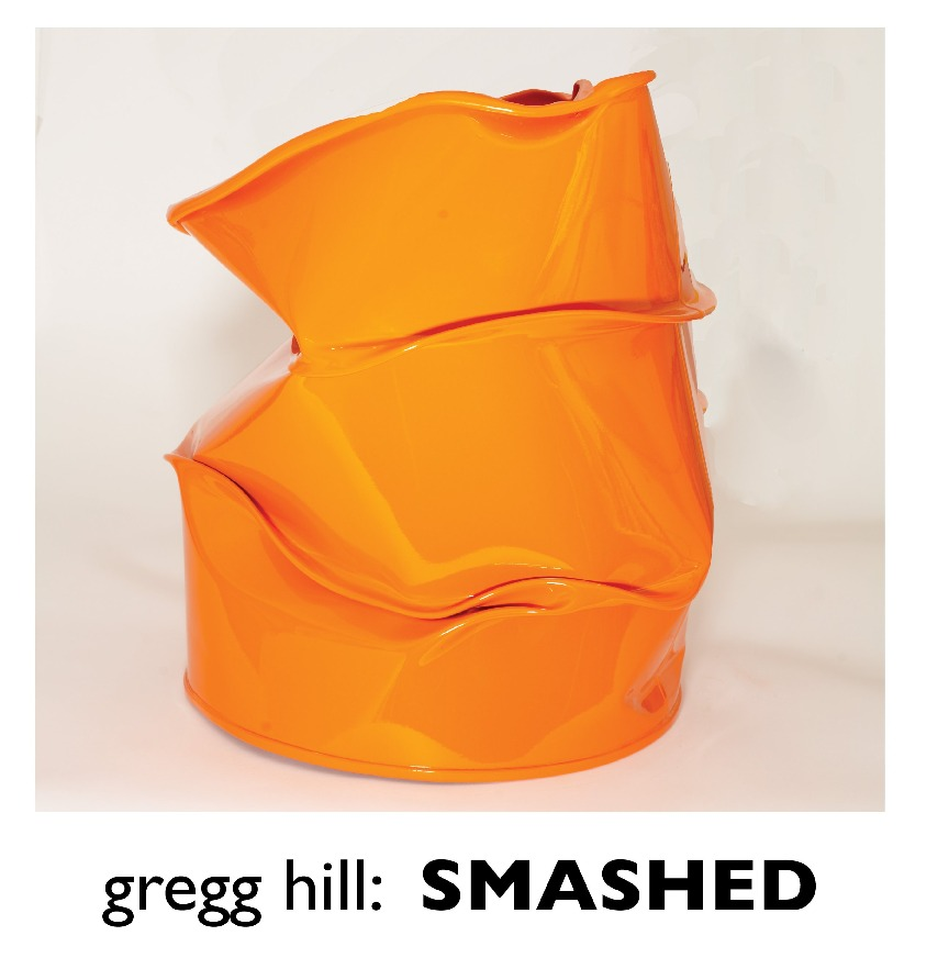gregg hill: SMASHED