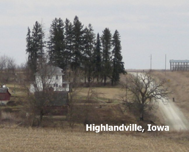 Highlandville Iowa Photo Book Prestophoto