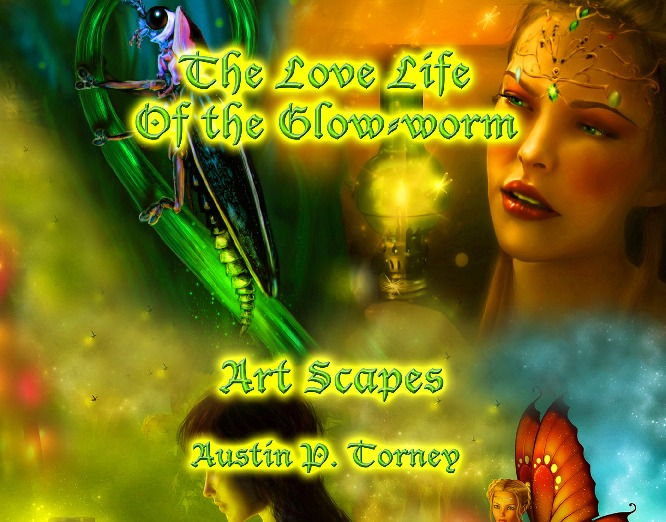 The Love Life of the Glow-Worm Art Scapes 9x7