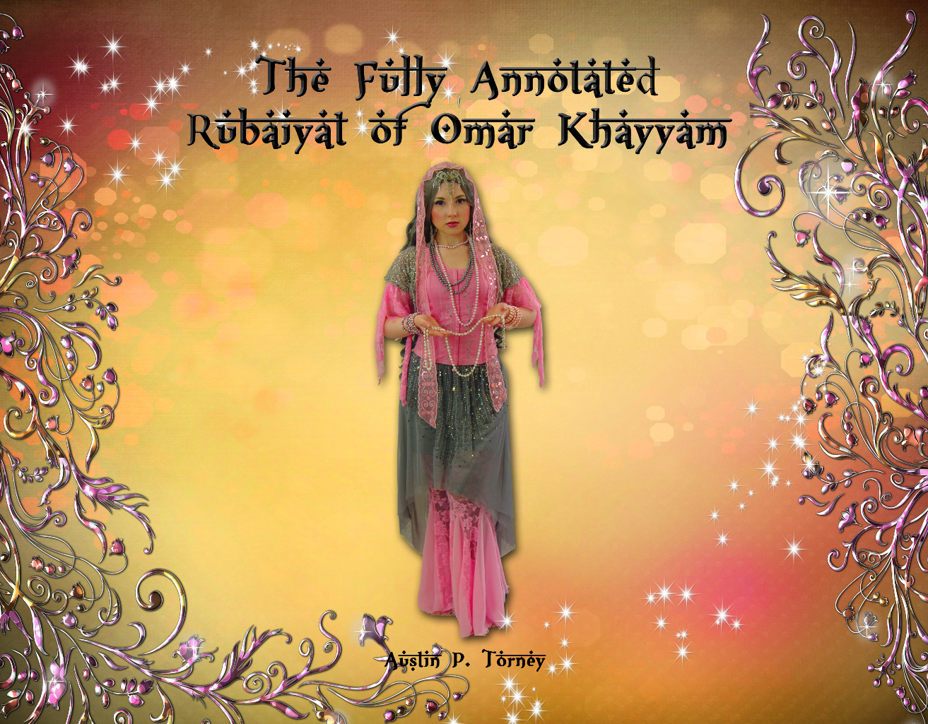 The Fully Annotated Rubaiyat of Omar Khayyam 13x10