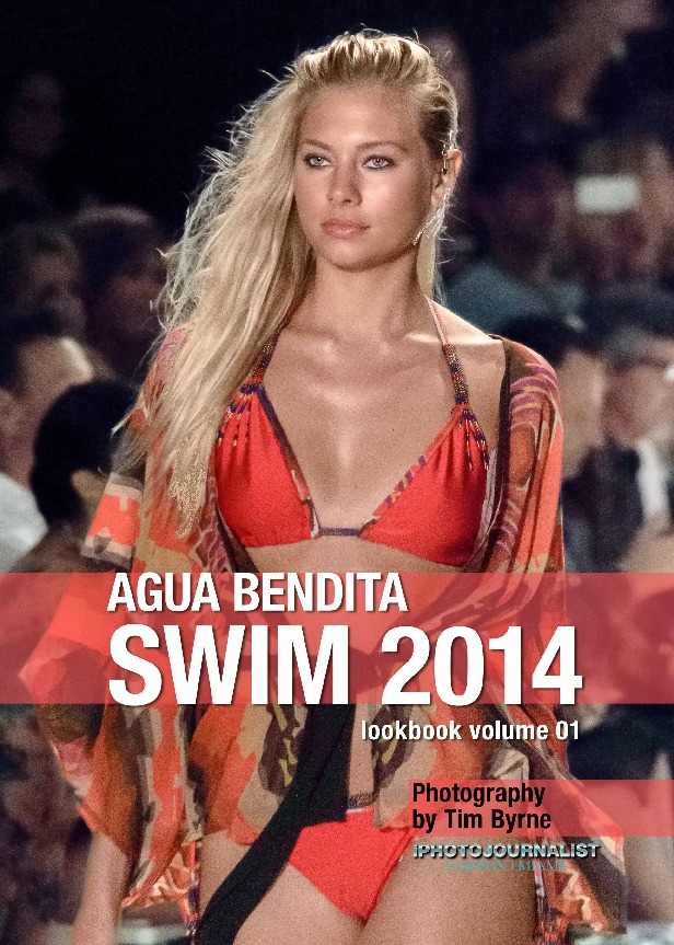 AGUA BENDITA Lookbook Volume 01