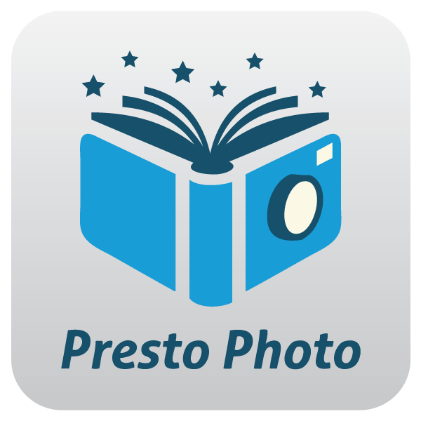 Presto Photo Templates App Icon