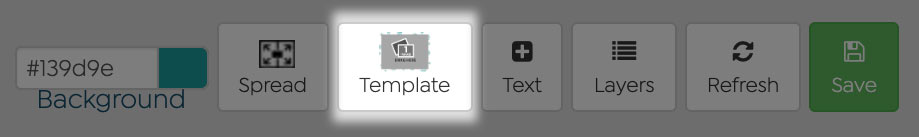 Screenshot of Template Icon