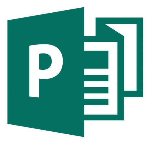 Microsoft Publisher Logo