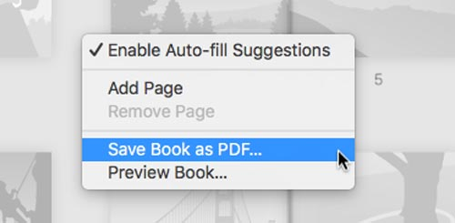 Photos Save PDF