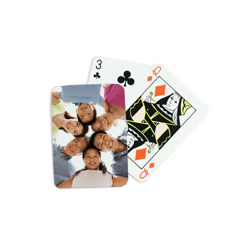 Photo Gift Photo Playing Cards