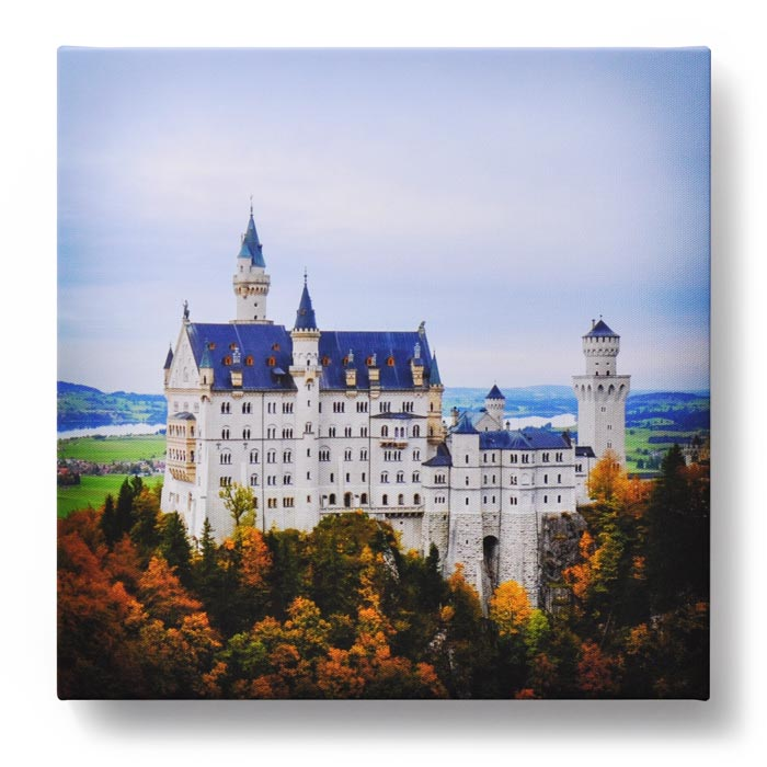 .75 Inch Gallery Wrap Canvas Wall Art