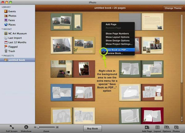 Apple iPhoto Guide