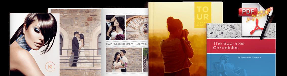 pdf book printing prestophoto