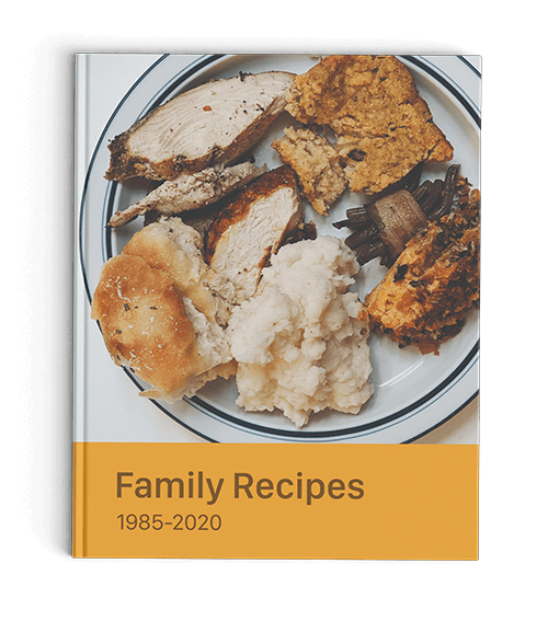 A Collection of Family Recipes