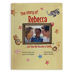 Adoption Story Book