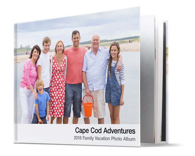 Gifts for Dad Imagewrap Hardcover Photo Book