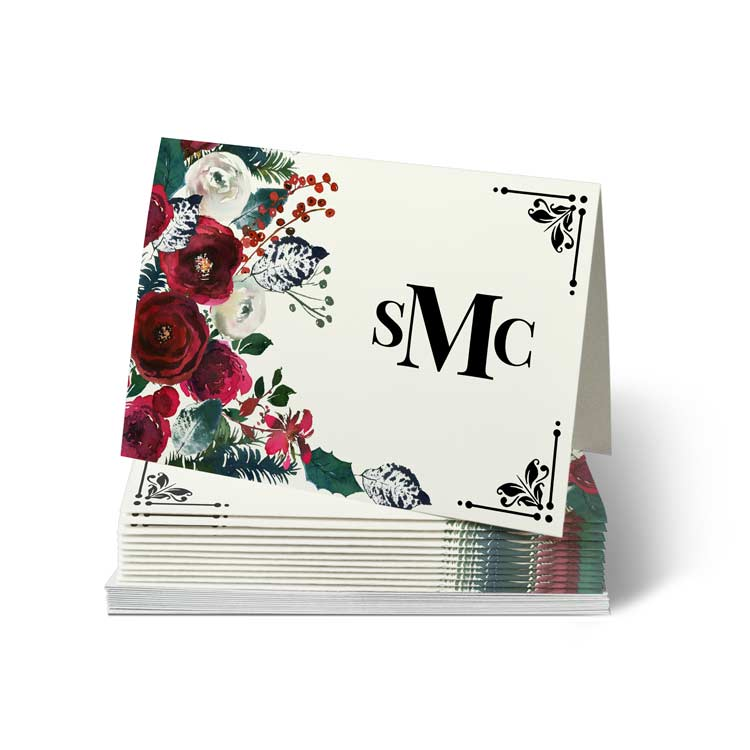 Personalized Stationery for Mom