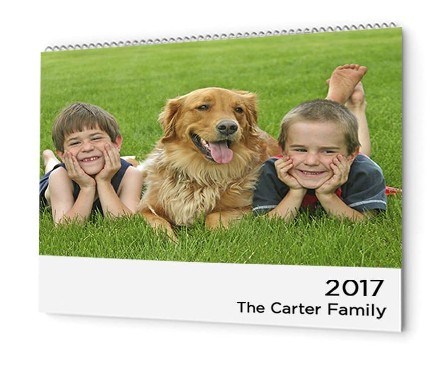 iphoto calendar templates - photo calendars prestophoto