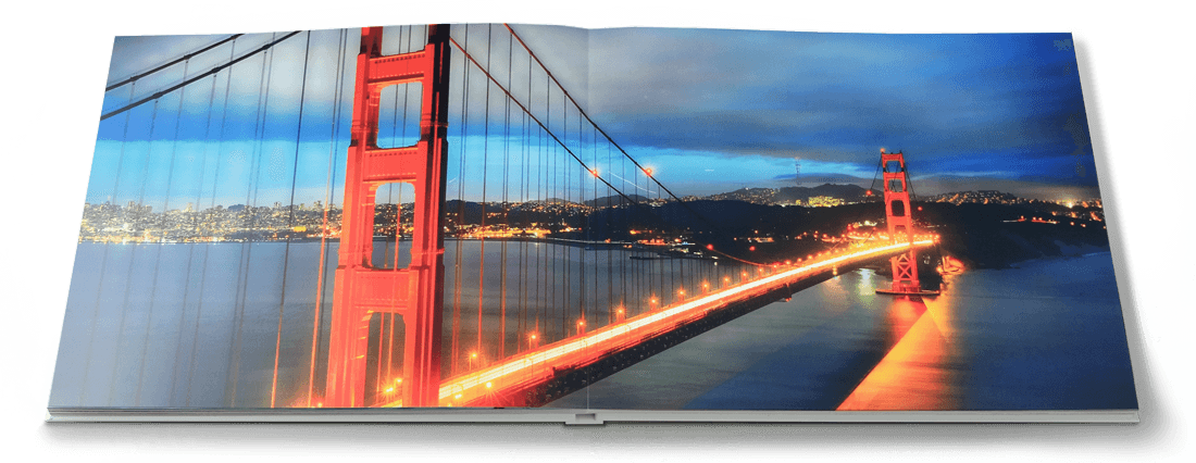 Layflat Apple Photos Book Printing