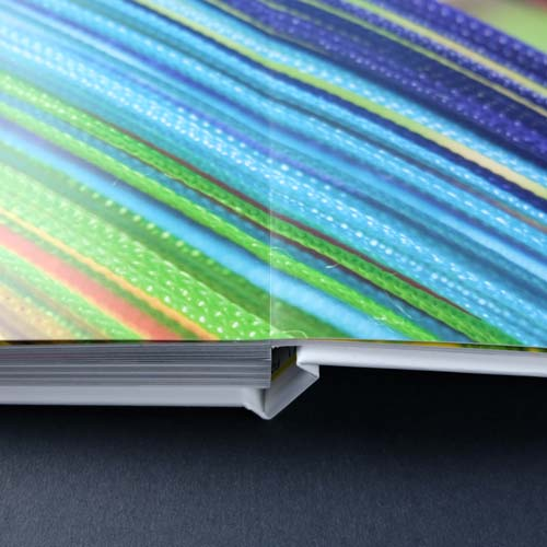 Seamless Layflat Photo Book Spine
