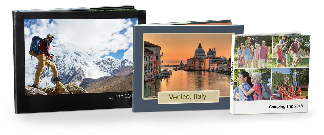 Apple Photo Books Printing