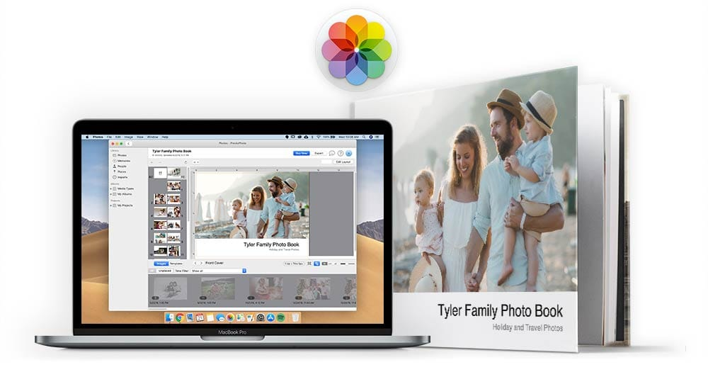 Apple Photo Book Printing for Photos, Aperture, and iPhoto - PrestoPhoto