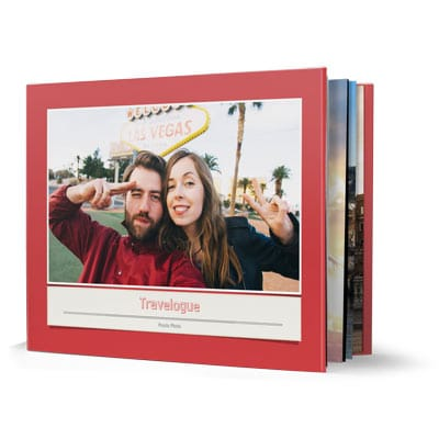 Travelogue Photo Book