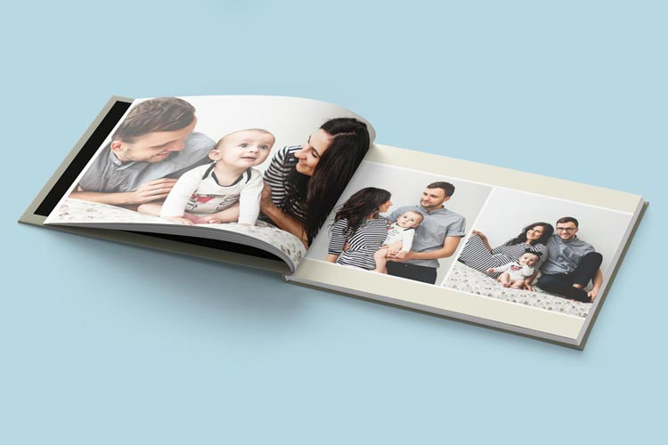 Making a photo book in Apple Pages