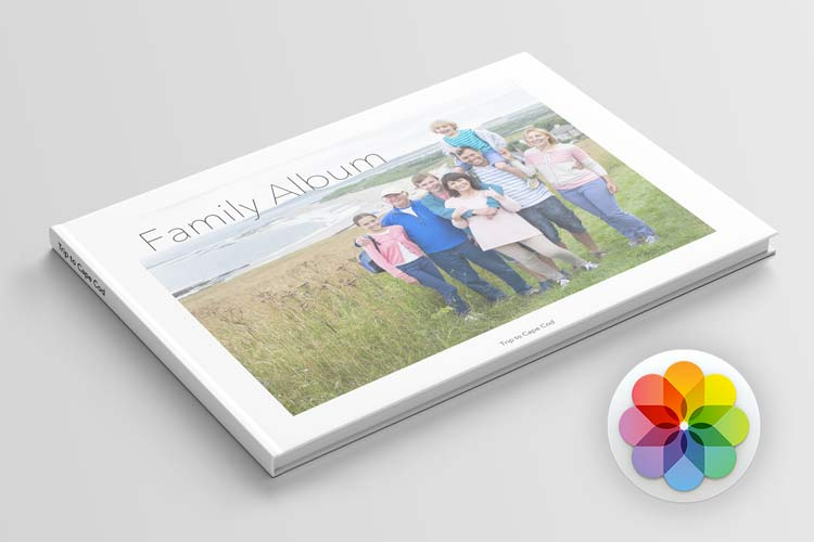 Create a photo book with Apple Photos