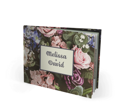 Dust Jacket Photo Book