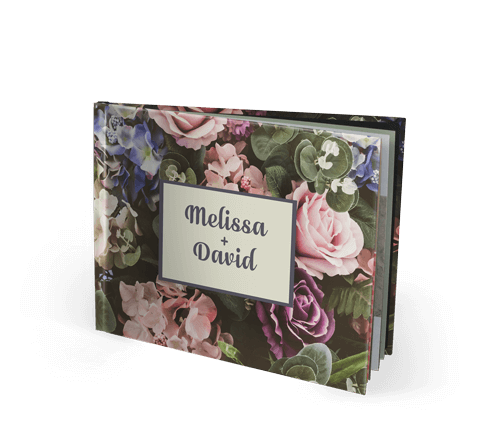 11x8.5 Imagewrap Hardcover Photo Book with Lustre 200 Photo Paper