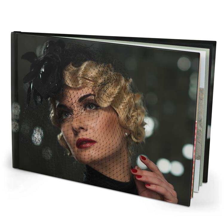 14x11 Imagewrap Hardcover with Premium 150 Photo Paper